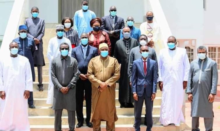Gestion du Covid-19: Le Sénégal envoie une nouvelle équipe en Gambie