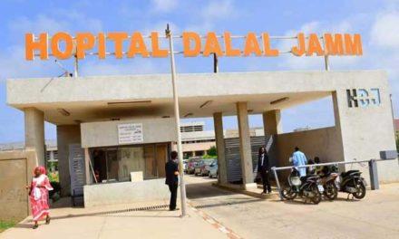 HOPITAL DALAL JAMM – Le Pca démissionne