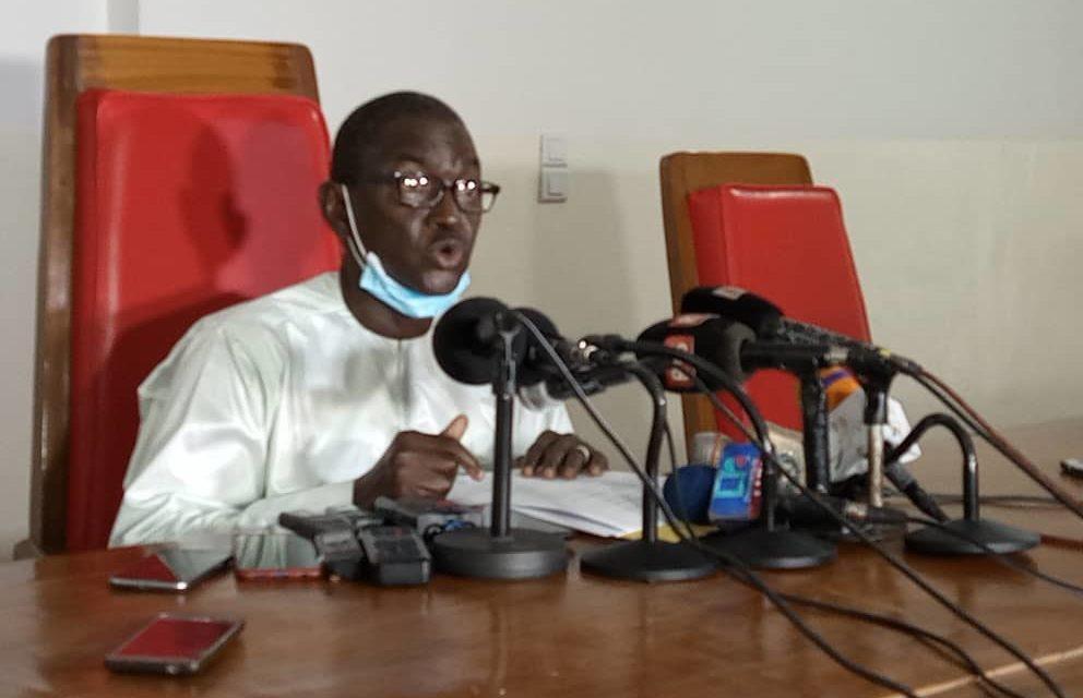 ACCUSE DE CORRUPTION PAR LE JUGE YAYA DIA – La réponse incendiaire du Premier président de la Cour d'appel de Kaolack