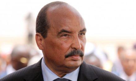 MAURITANIE  – Ould Abdel Aziz est libre