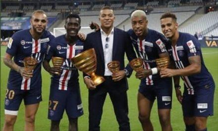 FRANCE – COUPE DE LA LIGUE – Gana Gueye dans la légende!