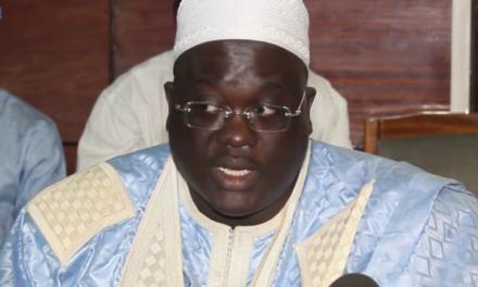 """Magal : """"Ce qui nous lie, c'est le ''ndigueul'' du khalife …"""""""