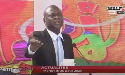 VIDEO – Le voyage de Macky Sall en France en question