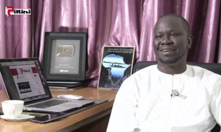 NON A LA 3e CANDIDATURE DE MACKY – Alioune Ndiaye appelle les Sénégalais à se mobiliser