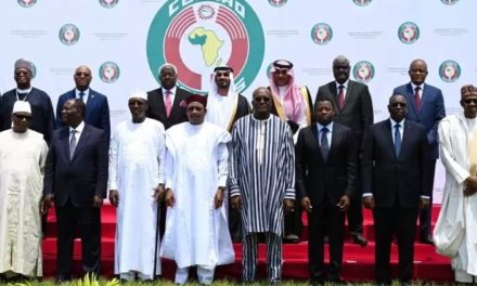 """"""" La CEDEAO ou le syndicat des présidents de l'Afrique occidentale """" (Par Serigne Moustapha Mbaye)"""