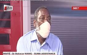 REVELATION DU DIRECTEUR DE SUMA ASSISTANCE – «Le Sénégal compte entre 30000 et 50000 cas»