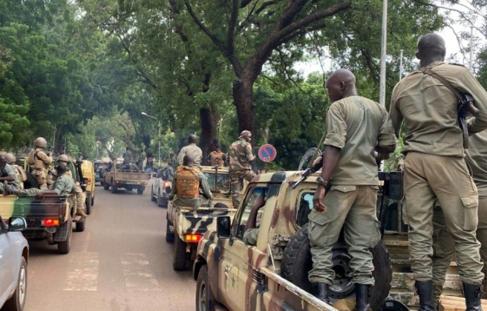 """COUP D'ETAT AU MALI – L'Afrique de l'Ouest se penche sur une situation """"grave"""""""