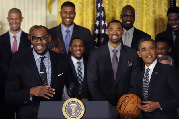 NBA – Comment Obama a sauvé la saison