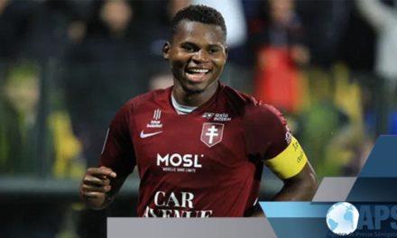FC METZ – Habib Diallo pisté par Tottenham et Leeds