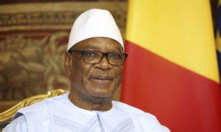MALI – IBK annonce sa démission