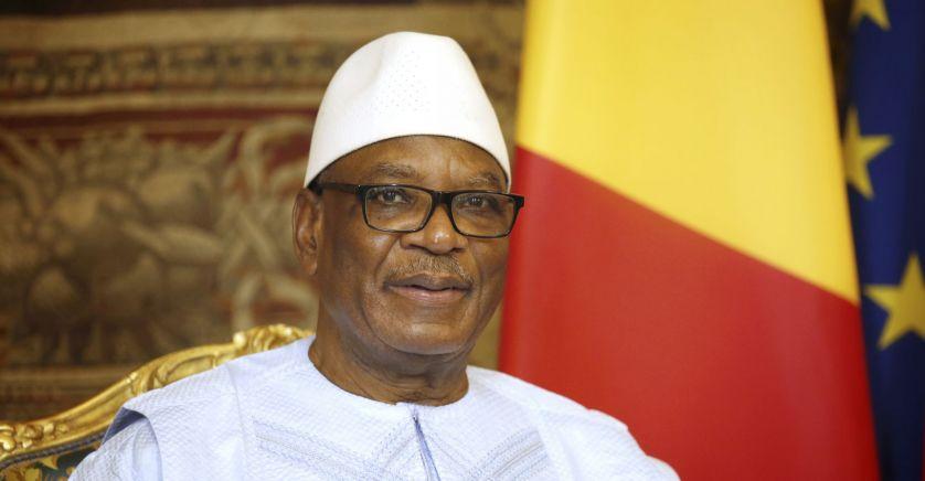 VIDEO – MALI – Ibrahim Boubacar Keïta arrêté