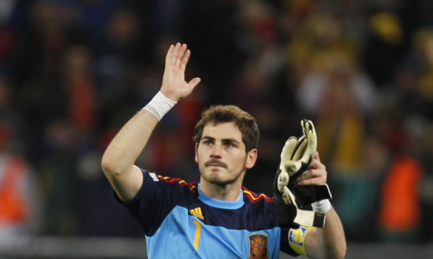 FOOTBALL – Casillas dit stop!