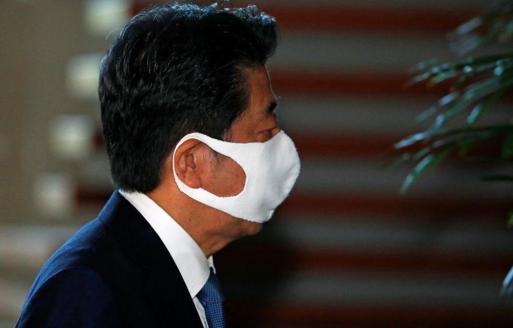 JAPON – Le Premier ministre Shinzo Abe annonce sa démission