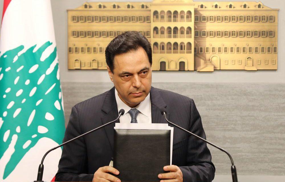 LIBAN – Le gouvernement démissionne, six jours après l'explosion de Beyrouth