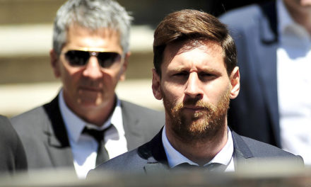 …Le père de Messi discute avec Man City !
