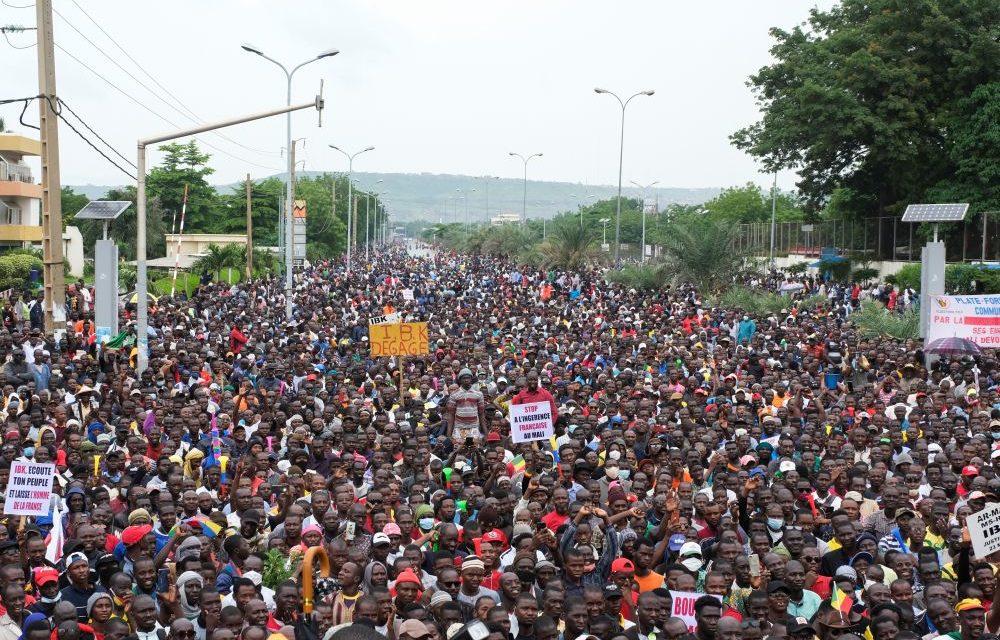 Incidents à Bamako avant l'ouverture des discussions sur l'avenir du Mali