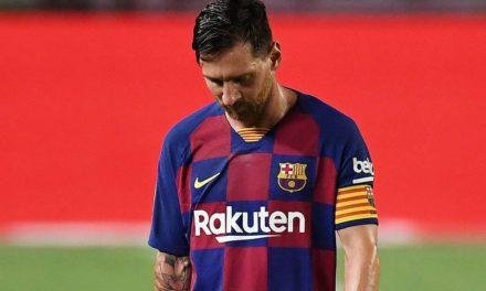 La Liga bloque Messi !