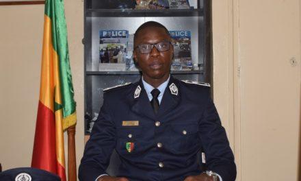 POLICE NATIONALE – Le nouveau porte-parole prend fonction