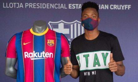 MERCATO – Barça recrute le grand espoir sénégalais Moussa Ndiaye