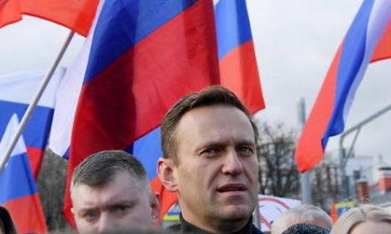 RUSSIE – L'opposant Alexeï Navalny sorti du coma artificiel