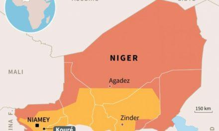NIGER – Six touristes français parmi huit personnes tuées par des hommes armés