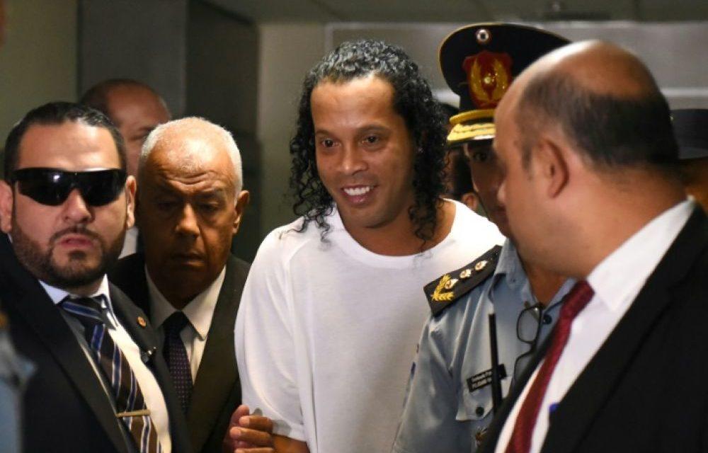 PARAGUAY – Ronaldinho fixé sur son sort le 24 août, selon des sources judiciaires