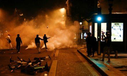 INCIDENTS A PARIS APRES LA DEFAITE DU PSG – Plus de 150 personnes en garde à vue, critiques à droite