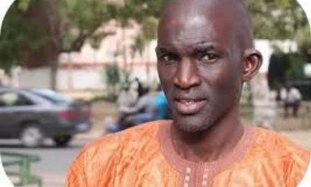 UN MALADE MENTAL TUE SON FILS DE 7ANS – La colère d'Ansoumana Dione