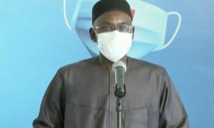 """Dr MAMADOU NDIAYE – """"Le Sénégal connaît une nouvelle vague de contamination"""""""