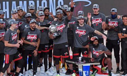 NBA – Champion de l'Est, Miami rejoint Lakers en Nba Finals