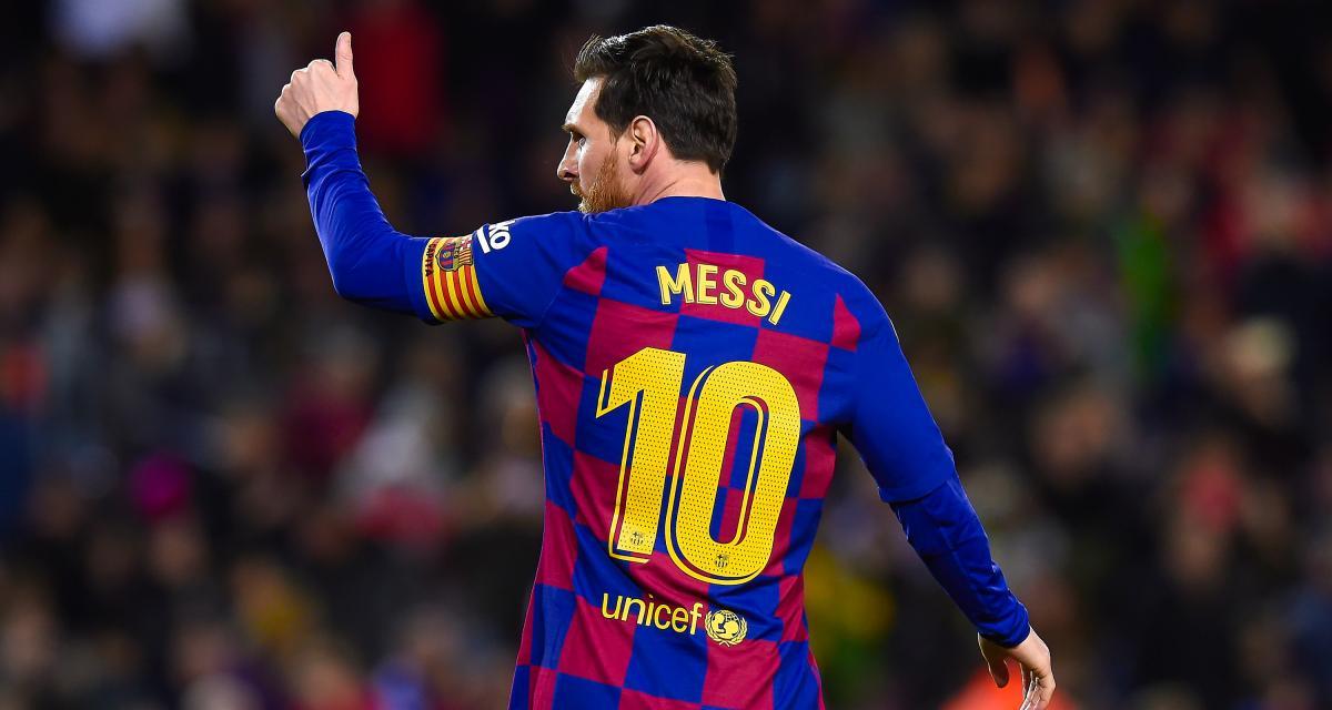 BARÇA – Messi va rester!