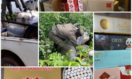 CONTREBANDE- La douane saisit de nombreux produits à Rosso et Kaffrine
