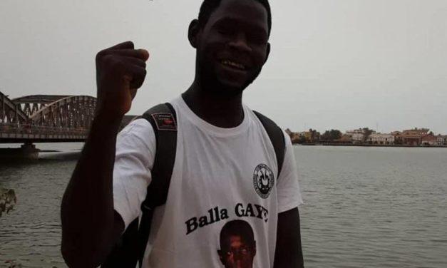 RÉBELLION – Le procès de l'activiste d'Abdoulaye Touré, renvoyé