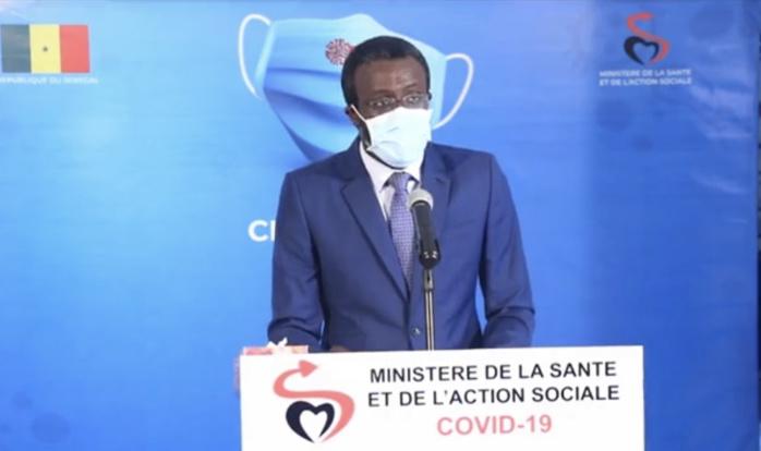 COVID-19 AU SÉNÉGAL – Dr Bousso confirme une régression des cas positifs