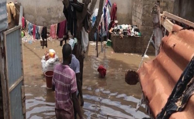 PLUIES TORRENTIELLES – Un homme meurt dans l'affaissement d'un mur à Cambérène