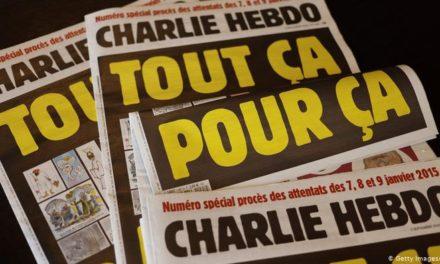 "NOUVELLE PUBLICATION – Al-Qaida menace "" Charlie Hebdo """