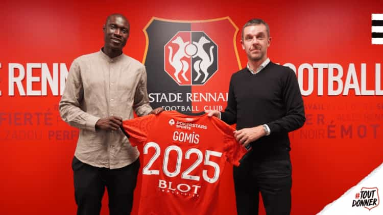 OFFICIEL – Alfred Gomis signe à Rennes