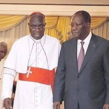 TROISIEME MANDAT  – L'Eglise catholique dit non à Ouattara
