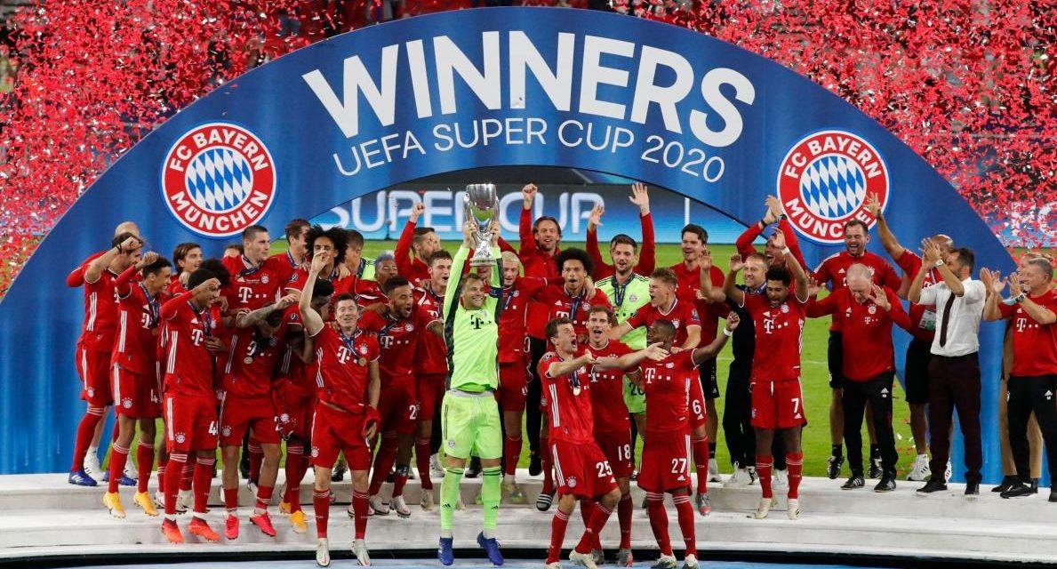 SUPER COUPE D'EUROPE – Le Bayern renverse le FC Séville