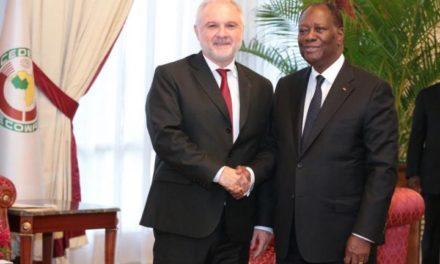 COTE D'IVOIRE  – Paris rappelle son ambassadeur à Abidjan