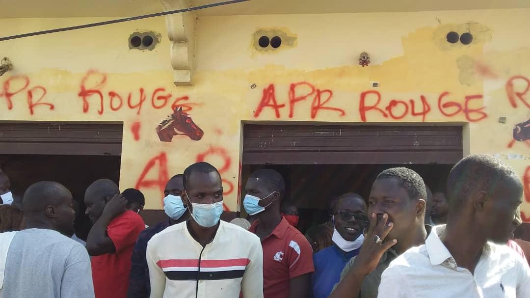 "INONDATIONS À PIKINE – ""Apr Rouge"" s'en prend à Abdoulaye Timbo et Cie"