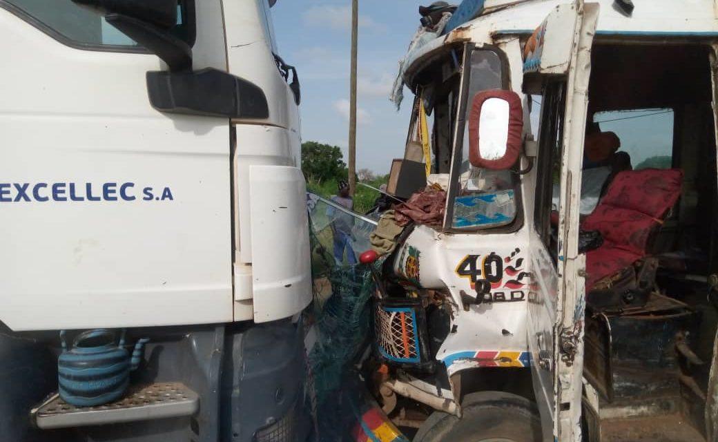 ACCIDENT PRES DE TIVAOUANE – Un carambolage cause plusieurs blessés