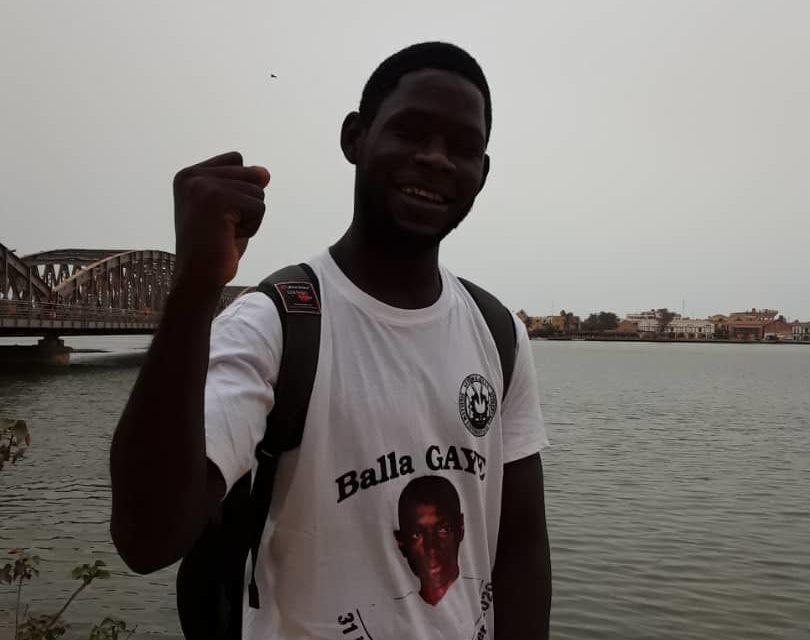 EN GARDE-A-VUE AU POINT E – L'activiste Pape Abdoulaye Touré atterrit à l'hôpital