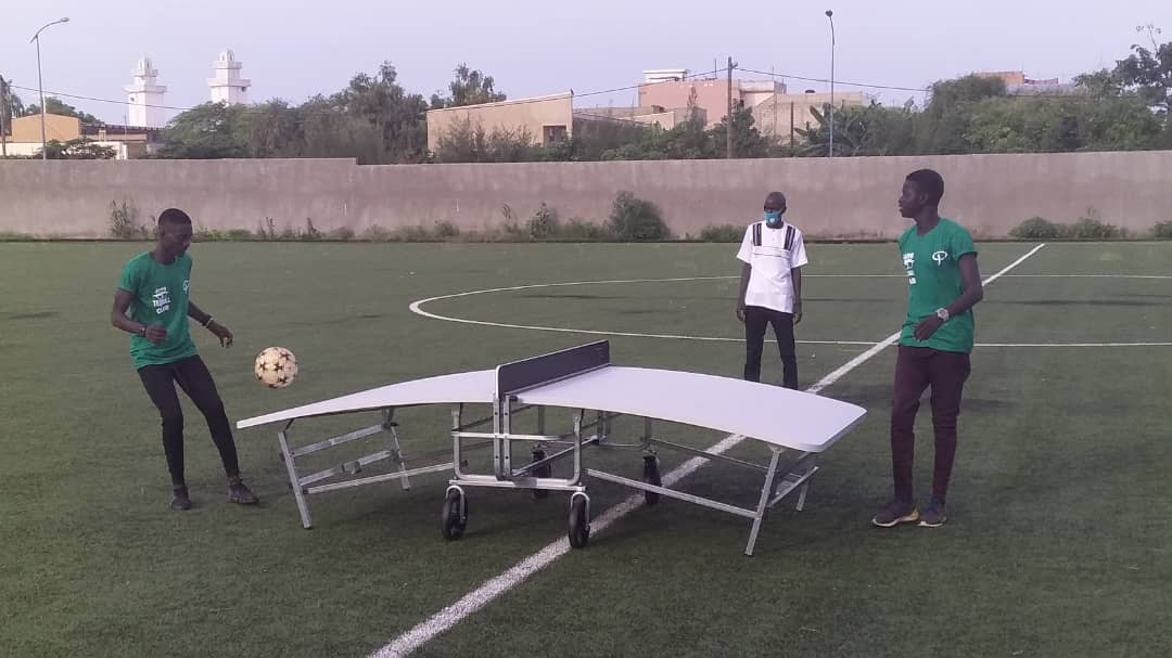 TEQBALL – La fédération internationale offre 59 tables au Sénégal