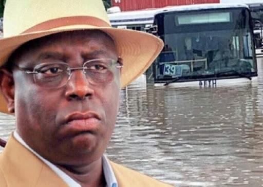 KEUR MASSAR- Ces promesses et projets de Macky Sall pour sauver la commune des inondations