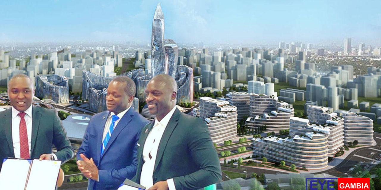 """PROJET """"AKON CITY"""" – Le Forum civil exige des clarifications"""
