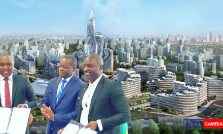 "PROJET ""AKON CITY"" – Le Forum civil exige des clarifications"