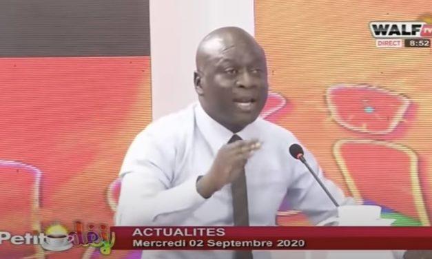 VIDEO – Limogeage de Me Moussa Diop / Les commentaires de Gaston M'Bengue / L'équation de la déclaration de patrimoine