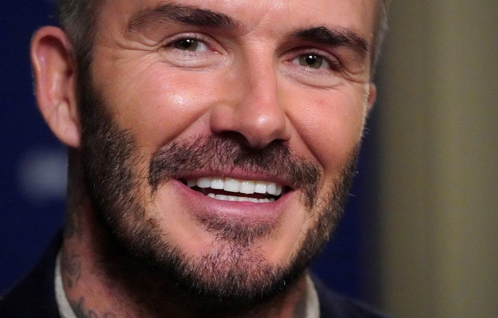 David Beckham va introduire sa société Guild Esports à la Bourse de Londres