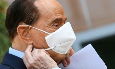 COVID-19 – Berlusconi est sorti de l'hôpital